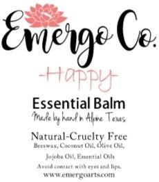 Happy - Essential Balm