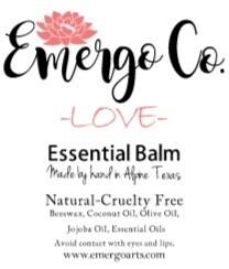 Love - Essential Balm