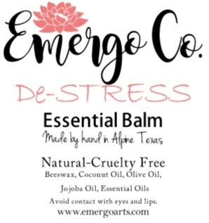 DeStress - Essential Balm