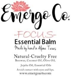 Focus - Essential Balm