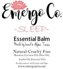 Sleep - Essential Balm