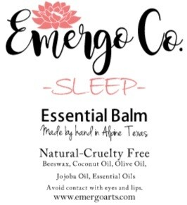 Sleep - Essential Balm