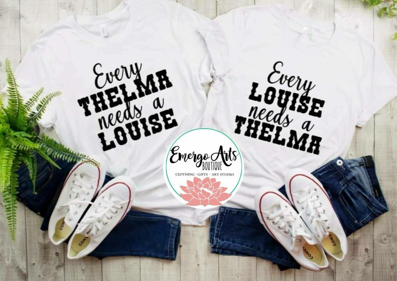 Every Thelma & Louise Tee
