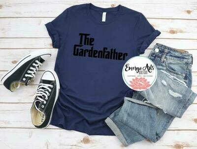 The Gardenfather Tee