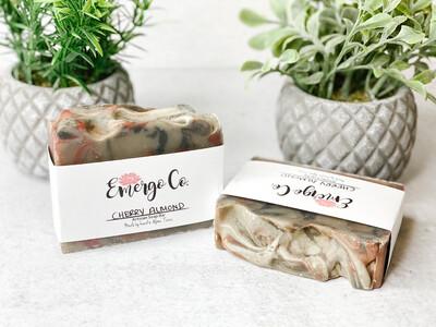 Cherry Almond - Soap Bar