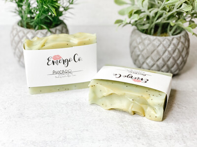 Avocado - Soap Bar