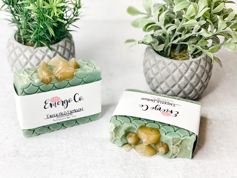 Emerald Dragon - Soap Bar