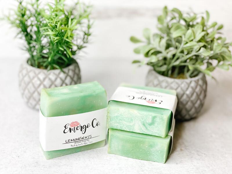Lemongrass - Soap Bar