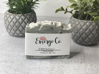 Patchouli - Soap Bar