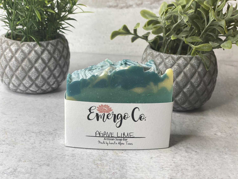 Agave Lime - Soap Bar