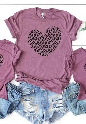 Leopard Love Tee