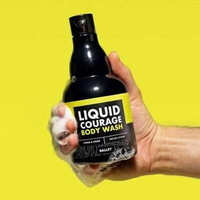 Ballsy Liquid Courage Body Wash