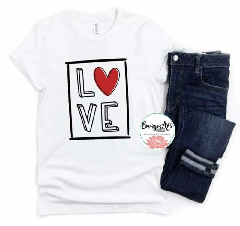 Love Box Shirt