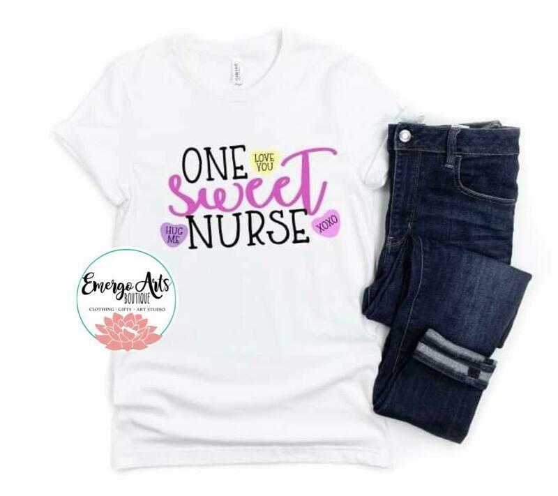 One Sweet Nurse Shirt