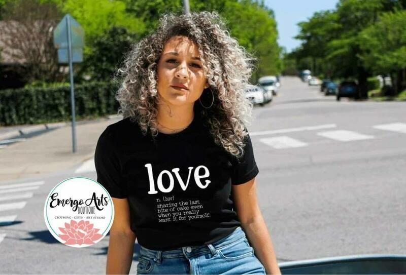 Love Definition Shirt