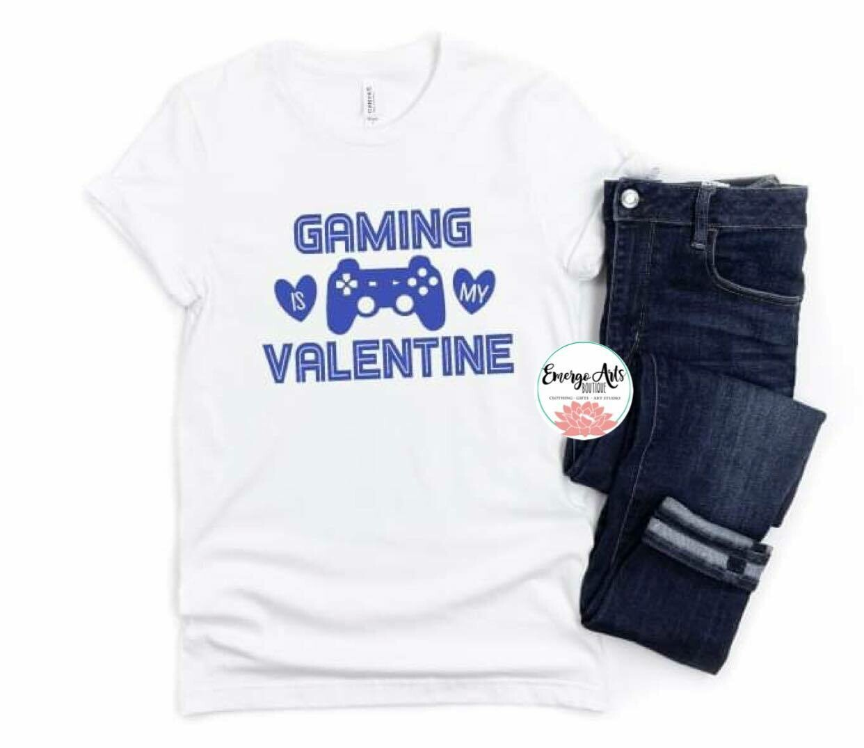 Gaming is my Valentine Shirt