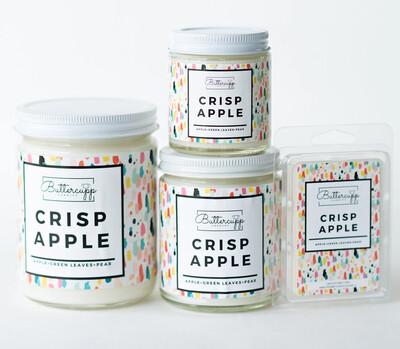Crisp Apple - Buttercup Candles (Multiple Sizes)