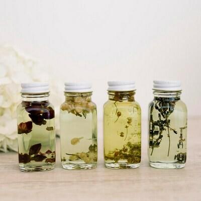 Essential Bath Oils