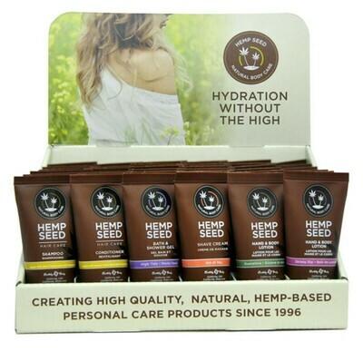 Earthly Body Hemp Seed Shave Cream -Isle of You
