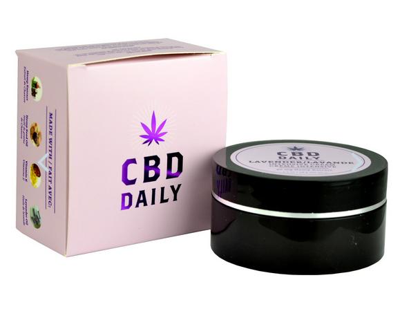 CBD Daily Intensive Cream - Lavender
