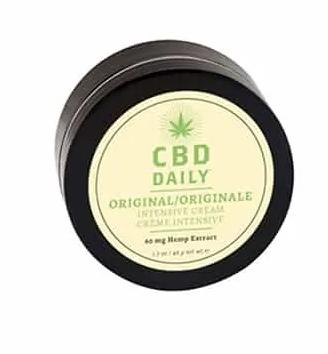 CBD Daily Intensive Cream - Original