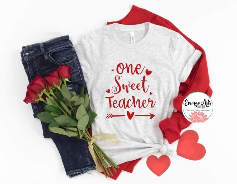Sweet Teacher Tee