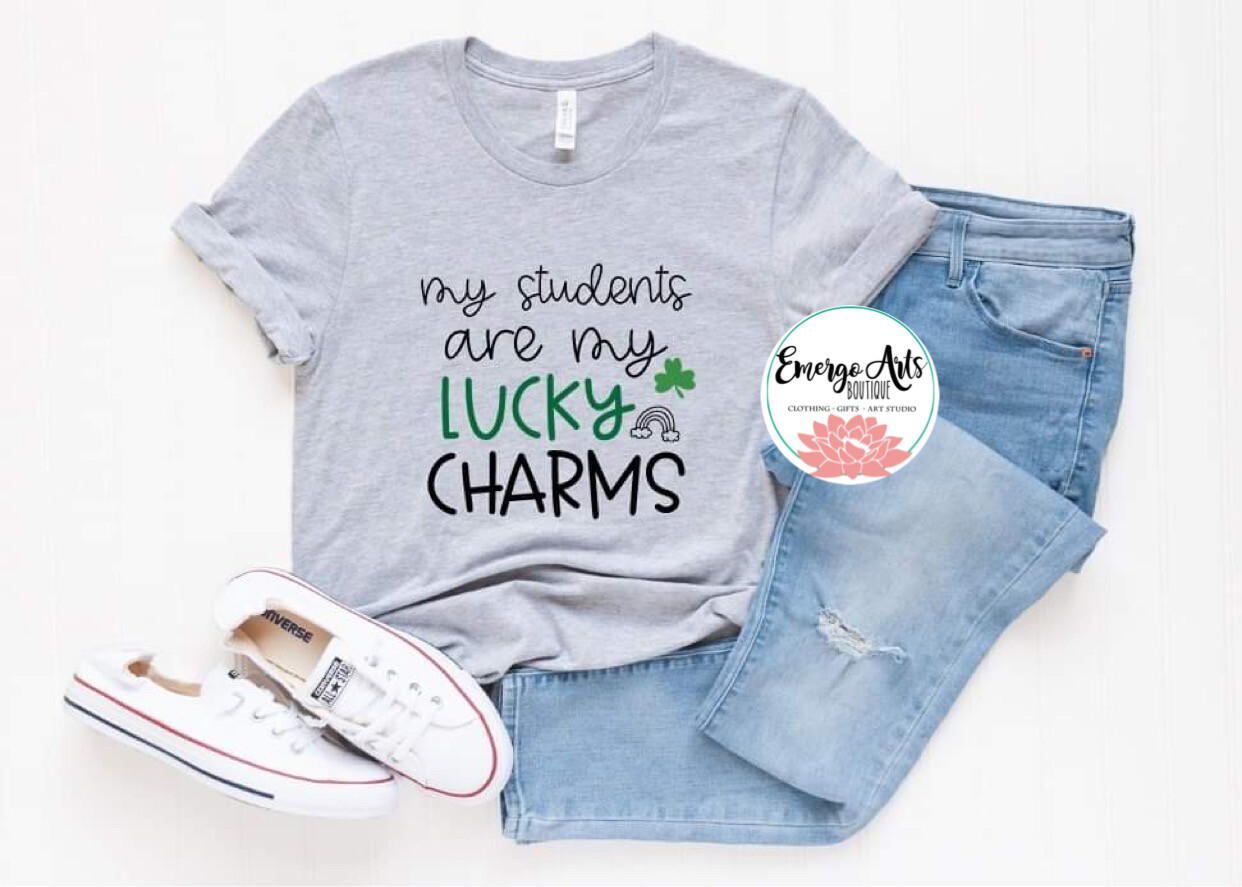 Lucky Charms Tee Shirt