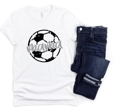 Soccer Mama Tee Shirt
