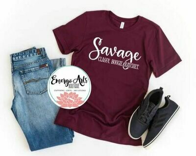 Savage Tee Shirt