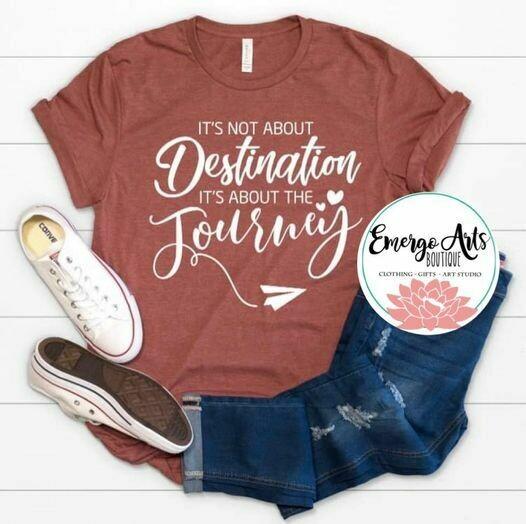 Destination Journey Tee Shirt