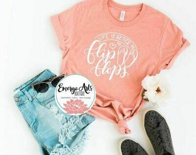 Flip Flops Tee Shirt