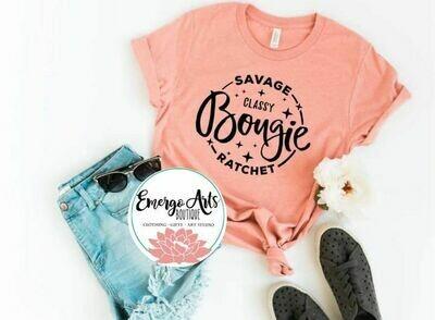 Savage Bougie Tee Shirt