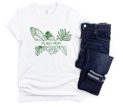 Plant Mom Shirt