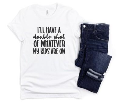Double Shot Mom Shirt
