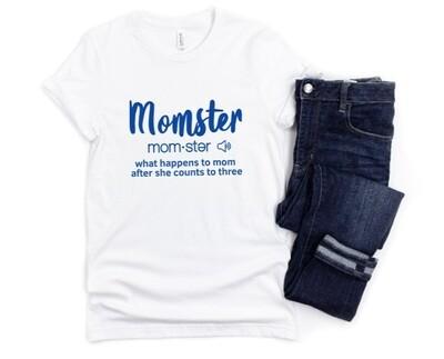Momster Mom Shirt