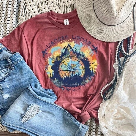 Wander Woman Shirt