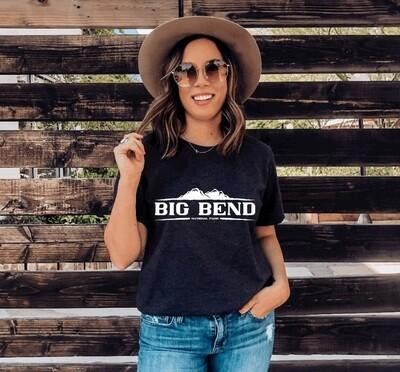 Big Bend National Park Basic Tee