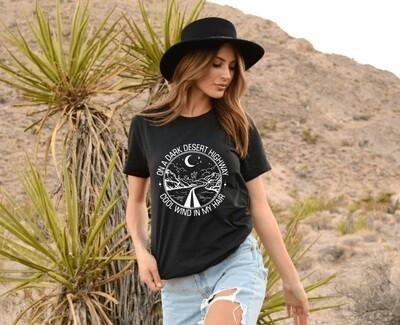 Dark Desert Highway Cool Wind Tee