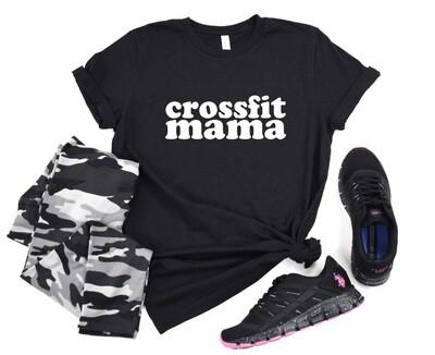 Crossfit Mama Tank or Tee