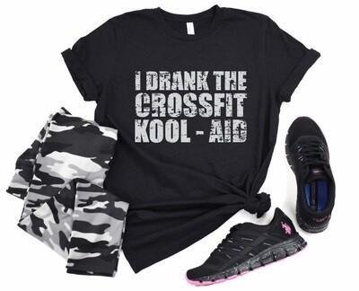 Crossfit Kool-Aid Tank or Tee