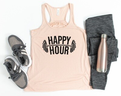 Happy Hour Tank or Tee