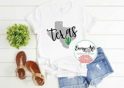 Texas Cacti Tee