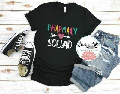 Pharmacy Squad Tee