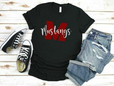 Mustangs Tee