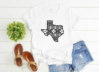 Aztec Texas Tee