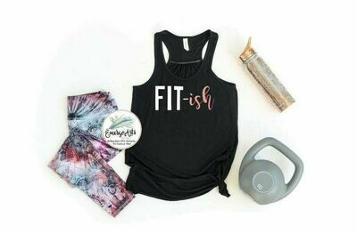 FIT-ish Tank or Tee
