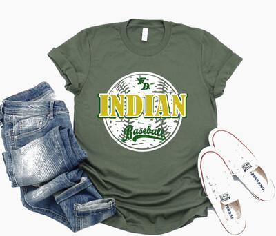 Indians Baseball Tee