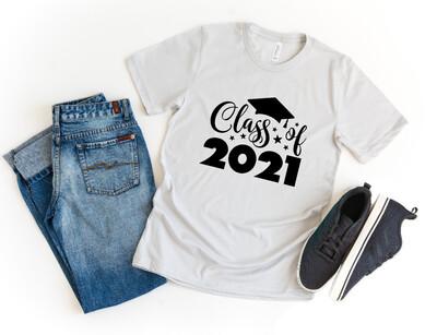 Class of 2021 Class Graduation Tee