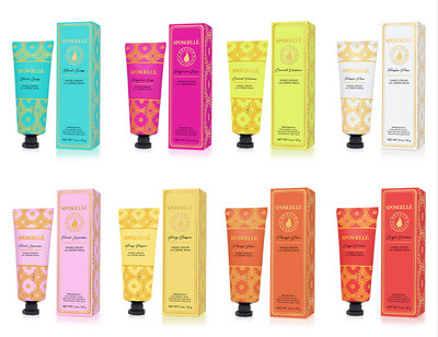 Spongelle Hand Cream - Multiple Choices