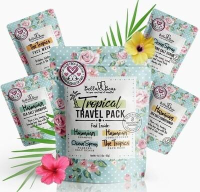 Bella & Bear Travel Pack